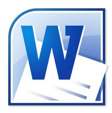 word 2010 logo