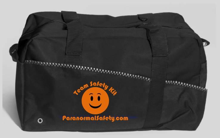 Zippered Kit Duffel Bag